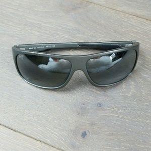 29a1f3fe329 Maui Jim Accessories - MAUI JIM ISLAND TIME Polarized Wrap Sunglasses
